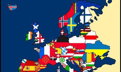 Un'Europa 1000 patrie